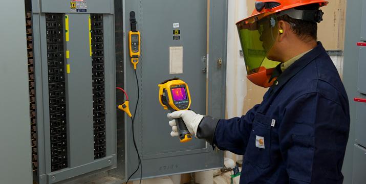 Using Infrared Inspection To Enhance Safety Fluke