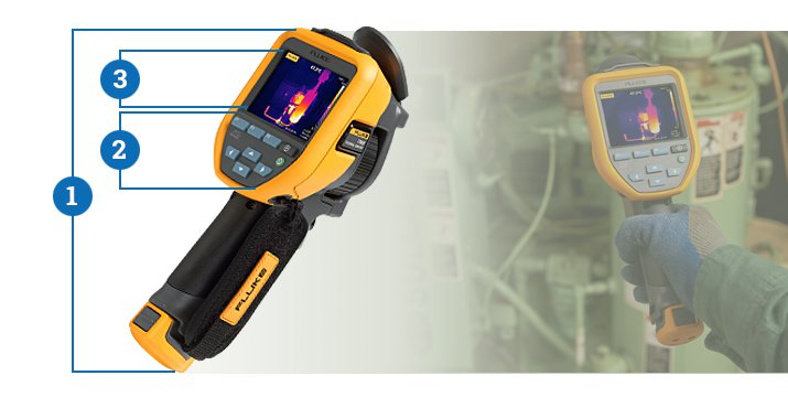 Get to know Fluke Performance Series TiS infrared cameras - Header