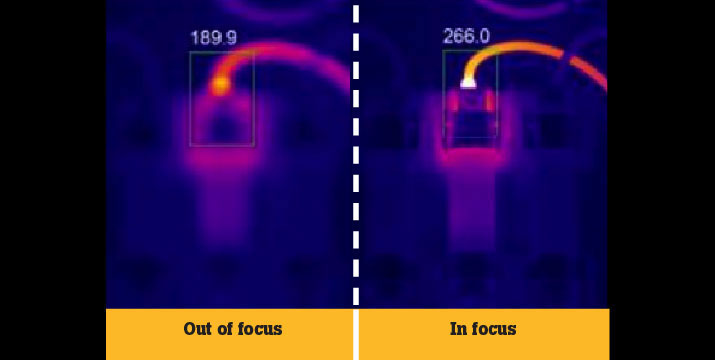 How to choose a thermal imager focus system
