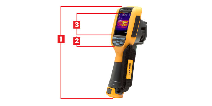 Get to know Fluke Ti Performance Series infrared cameras