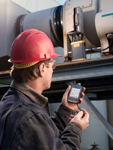 Recording three-phase power quality with Fluke 1750