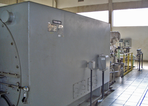 Small, self-contained generators are make implementing cogeneration easier.