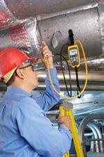 Duct Traversal Airflow Measurement | Fluke