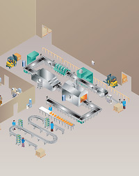 Factory illustration