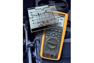Fluke 289 True-rms Logging Industrial Multimeter