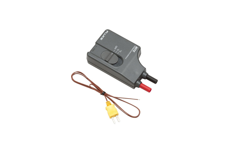 Fluke 80TK 4-5/8 Inch Digital Multimeter Thermocouple Module