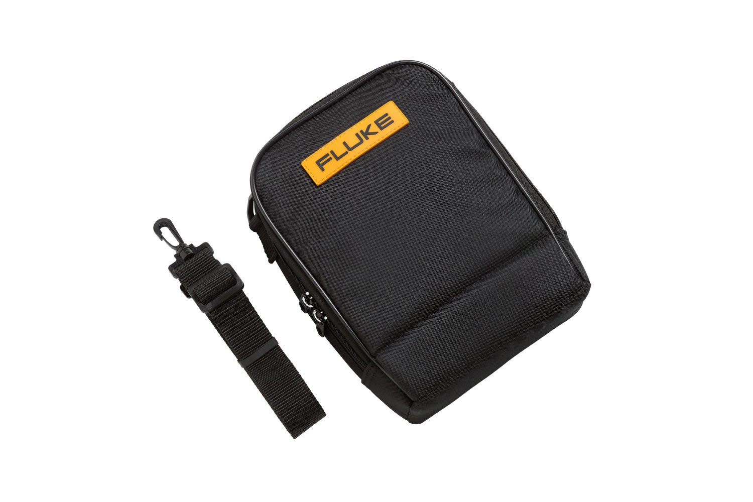 Fluke C115 Carrying Case Polyester Black/yellow