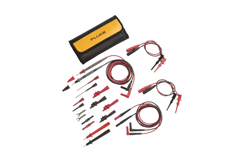 Juego de cables para mult/ímetro Fluke TL81A 300 V, CAT II