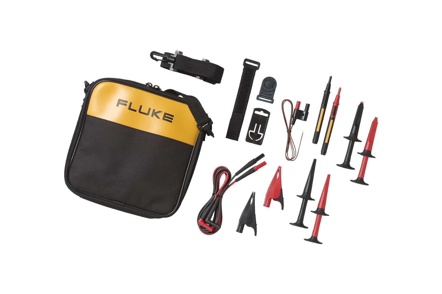 Fluke TLK289 Industrial Master Test Lead Set