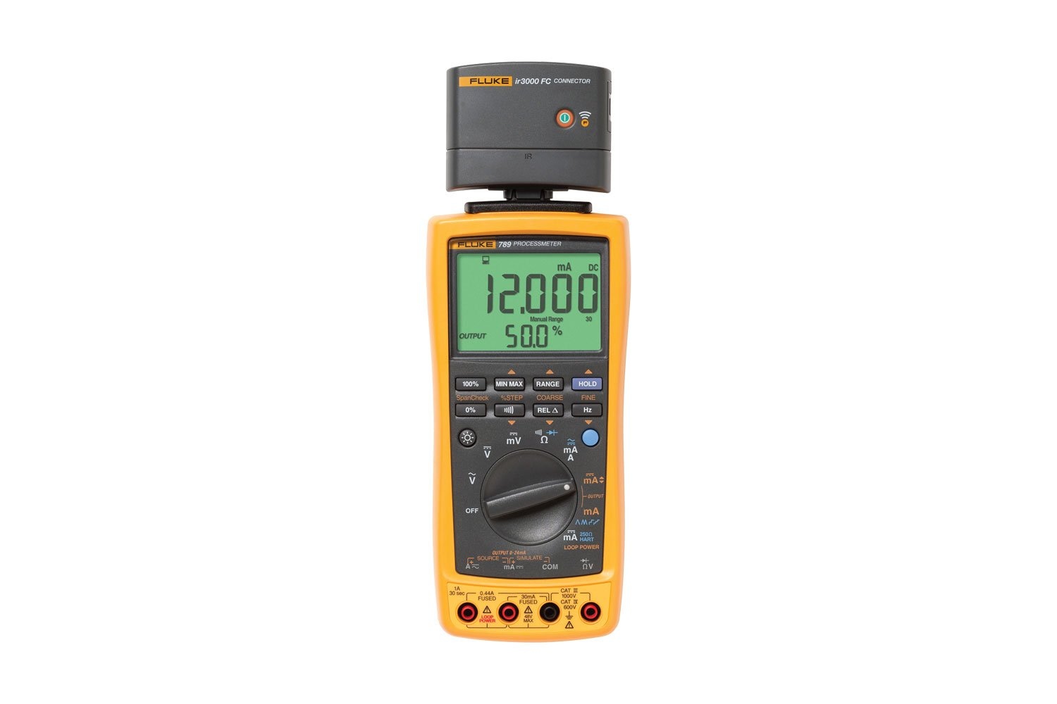 Fluke 789 Processmeter With Connect Digital Multimeter From Reliable Circuit Suppliers On