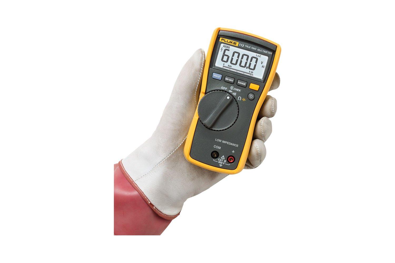 Fluke 113 Digital Multimeter Precision Audio Millivoltmeter Circuit