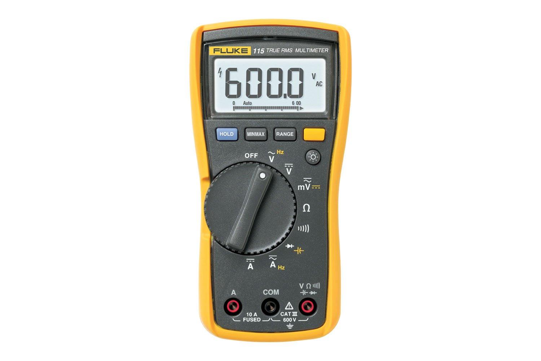 Test Fluke Digital Multimeters Test Accessory 4-Wire Short Lead