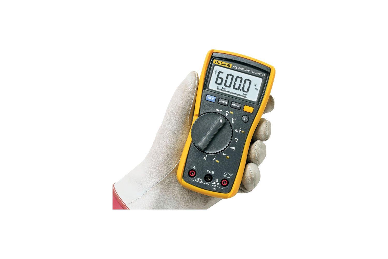 Fluke 115 True-RMS Digital Multimeter | Fluke