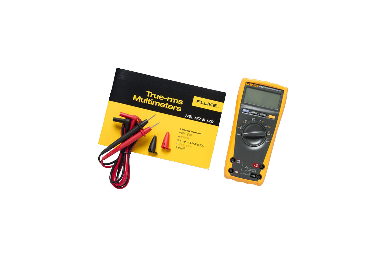 Multimeter Fluke 177 True Rms Digital Lc Meter Based On Pic16f84a