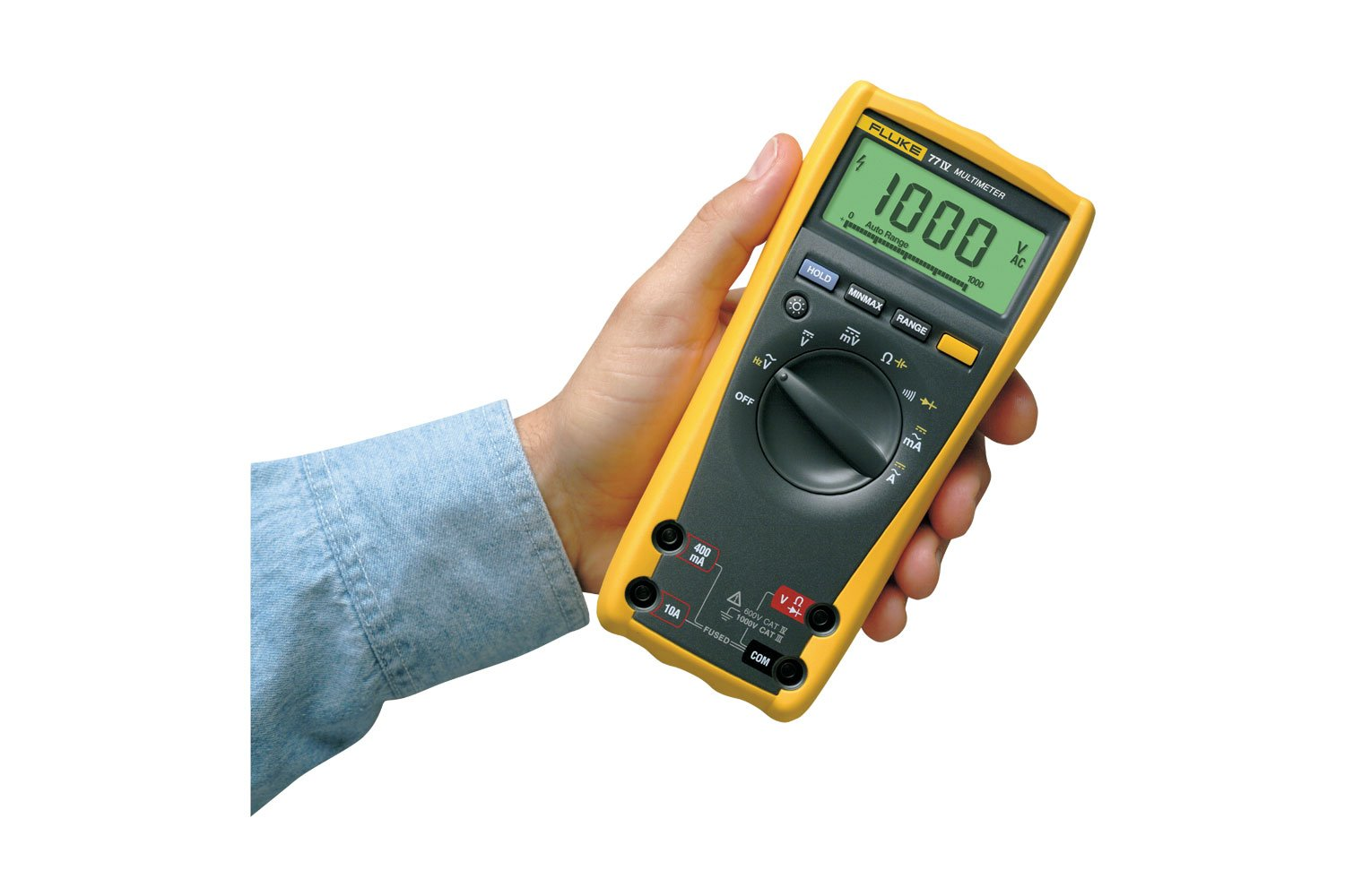 fluke 77 iv digital multimeter fluke rh fluke com fluke 23 multimeter manual fluke 23 service manual