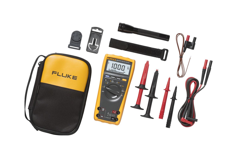 fluke 179 true rms digital multimeter fluke rh fluke com fluke 179 instruction manual Fluke 179 Specifications