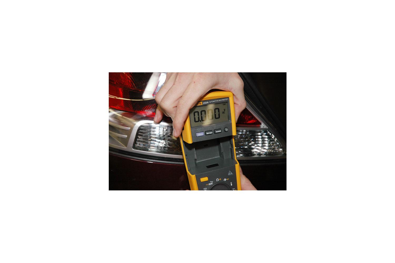 Fluke 233 A Remote Display Automotive Digital Multimeter Kit Test Car Fuse Box