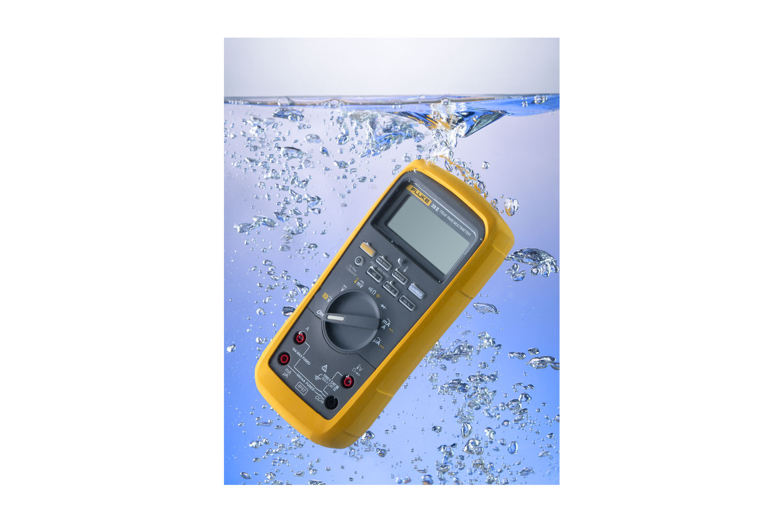 Fluke 28 Ii Rugged Digital Multimeter How To Use A Dmm Using Radioelectronicscom