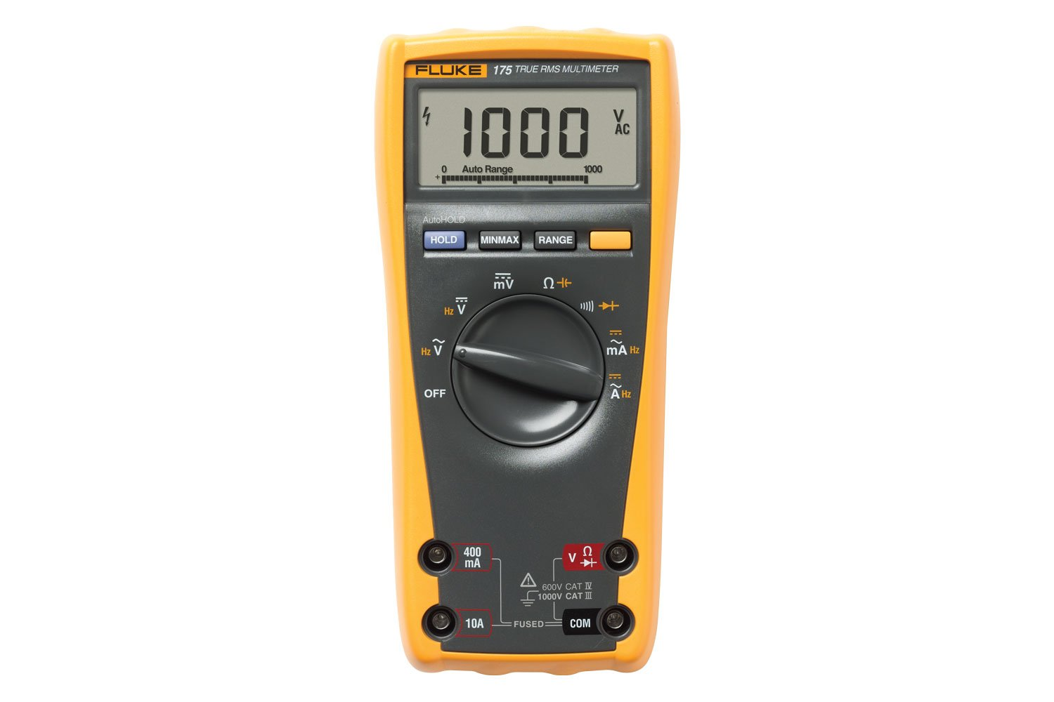Fluke 175 True Rms Digital Multimeter Ir Thermometer Circuit Board Mods I Used A An