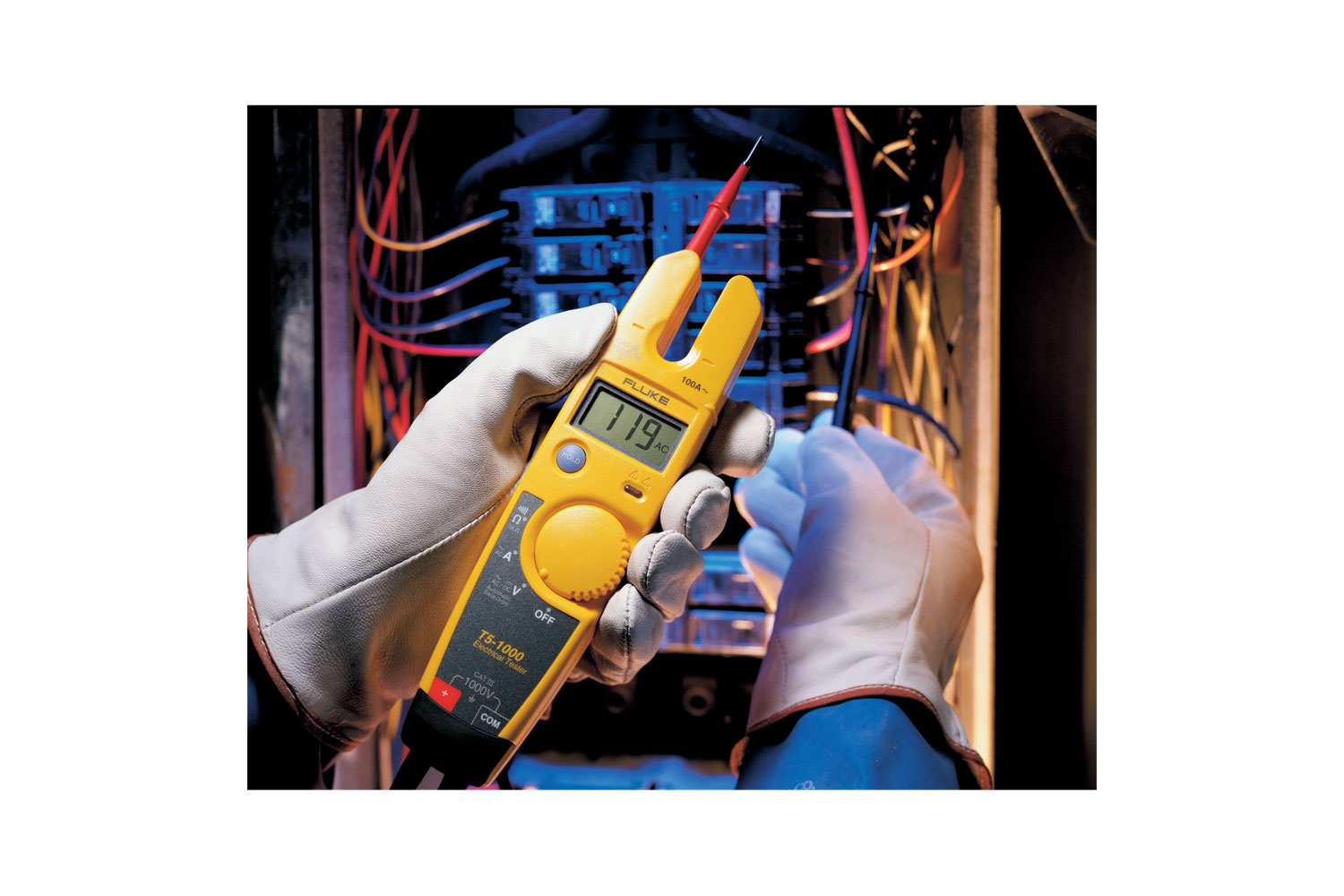 Fluke T5 1000 Voltage Continuity And Current Tester Part 1 Choosing The Correct Wire Size For A Dc Circuit Blue Sea