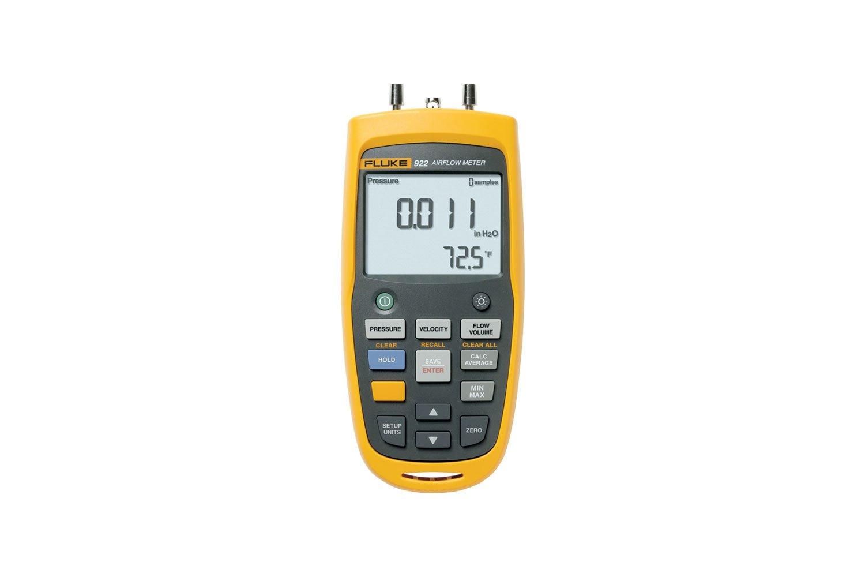 Fluke 922 Airflow Meter Micromanometer Fluke