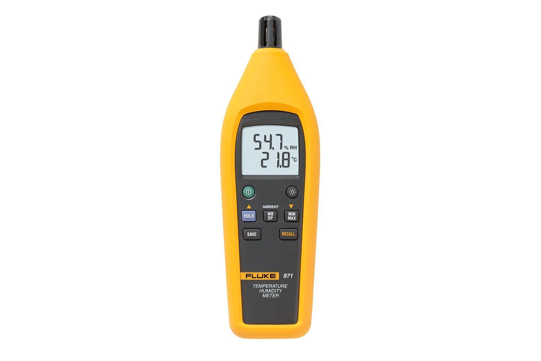 Fluke 971 Temperature Humidity Meter Fluke