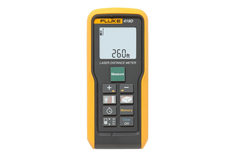 Laser Entfernungsmesser Neigungsmessung : Laser entfernungsmesser fluke d