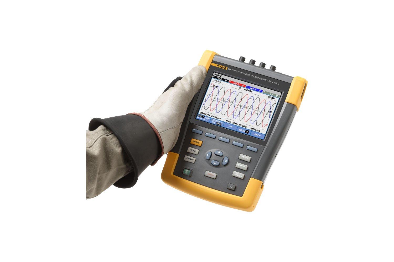 power analyzer fluke 435 ii power quality analyzer fluke rh fluke com fluke power analyzer 435 manual fluke 345 manual