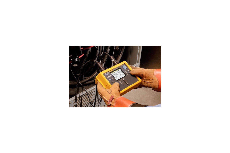 Fluke 1735 Three Phase Power Quality Logger 240 Wiring Color Along With Australian Plug