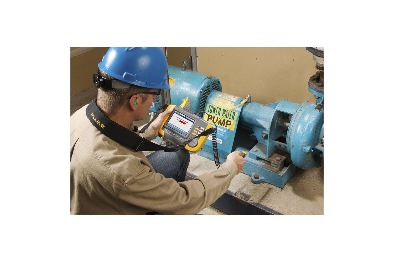 Vibration Analyzers   Fluke 810 Vibration Tester   Fluke