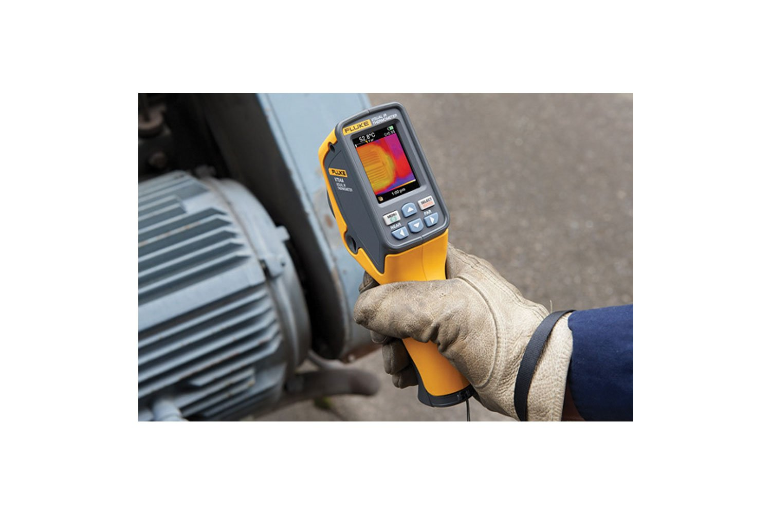 Fluke Vt04a Visual Ir Thermometer 52 Results For Ideal Circuit Breaker Finder Sale Classifieds