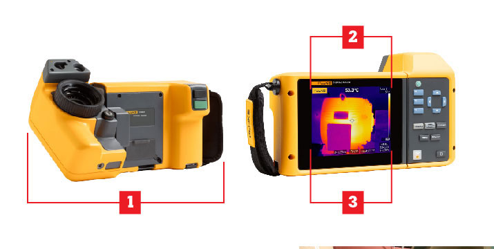 Get to know the Fluke Expert Series cameras TiX500, TiX520 and TiX560