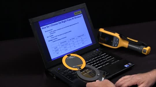 How to Select the Right Fluke IR Window