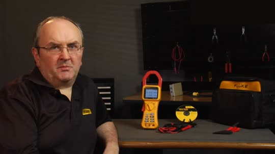 Fluke 345 Power Quality Meter Product Tour