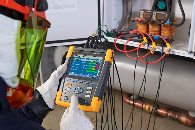 电机分析仪效率可靠性