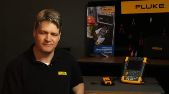 Fluke 190 II: Video Product Tour