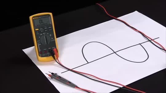 How to Use the Delta Relative Function on a Multimeter