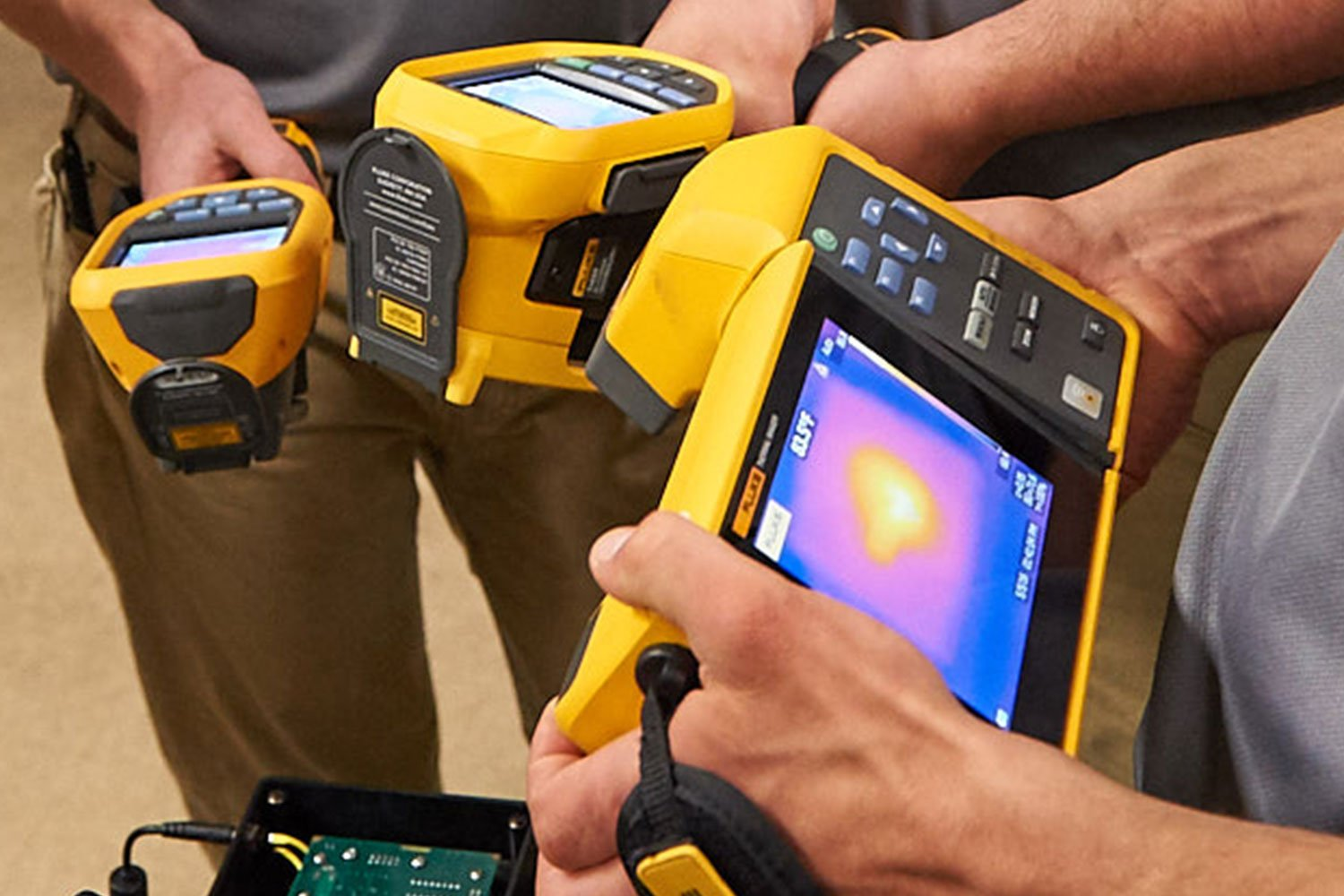 How thermographers get trained and certified