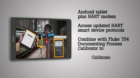 Getting started with the Fluke 154 HART™ Process Calibration Assistant