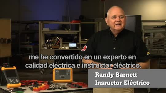 Conducting energy studies with Randy Barnett RU
