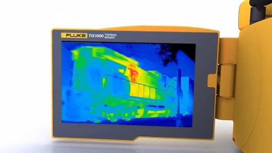Fluke Expert Series Infrared Cameras