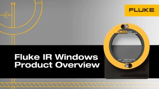 Fluke IR Windows: Product Overview