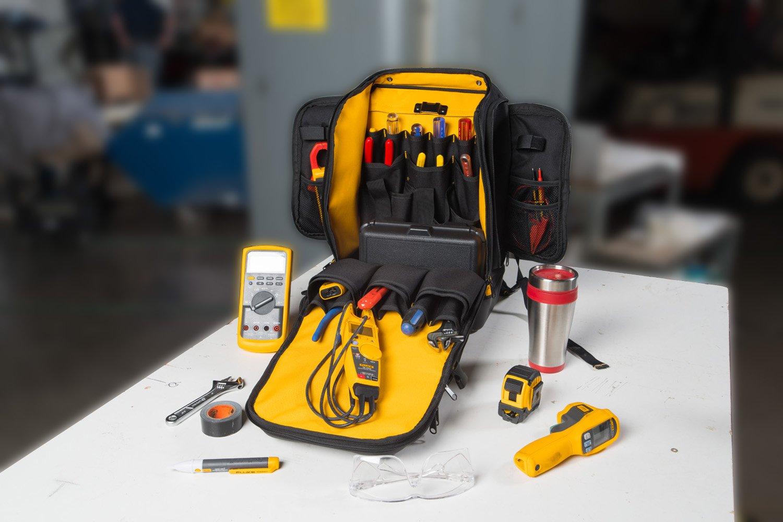 Backpack  Fluke Pack30 Professional Tool Backpack  116c28733185a