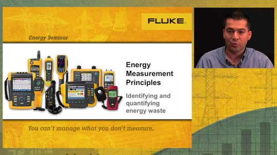 Webinar: Identifying and Quantifying Electrical Energy Waste