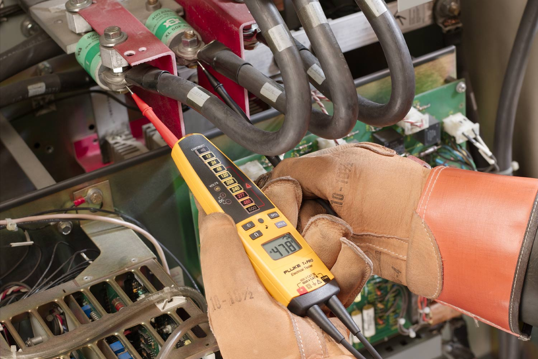 Solenoid Tester Safety Vs Digital Voltage Testers | Fluke