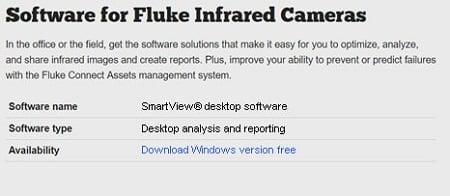 how to update fluke 1125 firmware