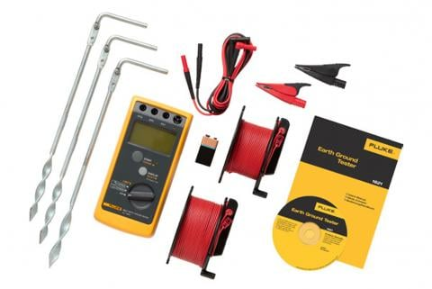 Fluke 1621 Kit - Basic Earth Ground Tester