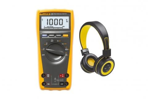 A clickable image of a Fluke 3502 FC Gateway. Leads to the product page.