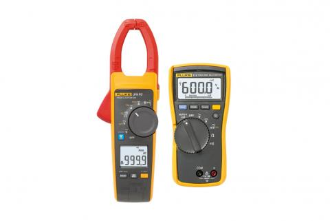 A clickable image of a pack of Fluke 3561 FC Vibration sensors. Leads to the product page.