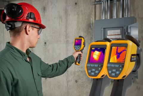 Focus is a matter of experts. For a limited time get a great deal on a thermal imager